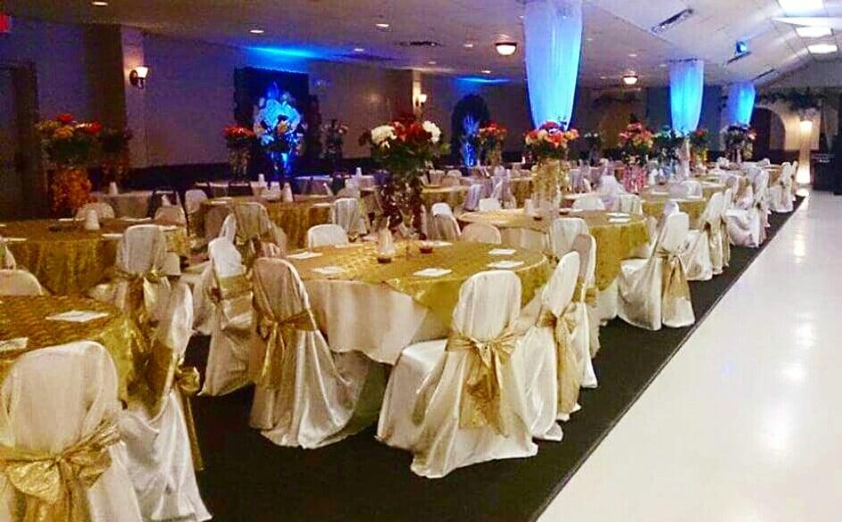 Photo Of La Gala Banquet Hall Houston Tx United States Gold