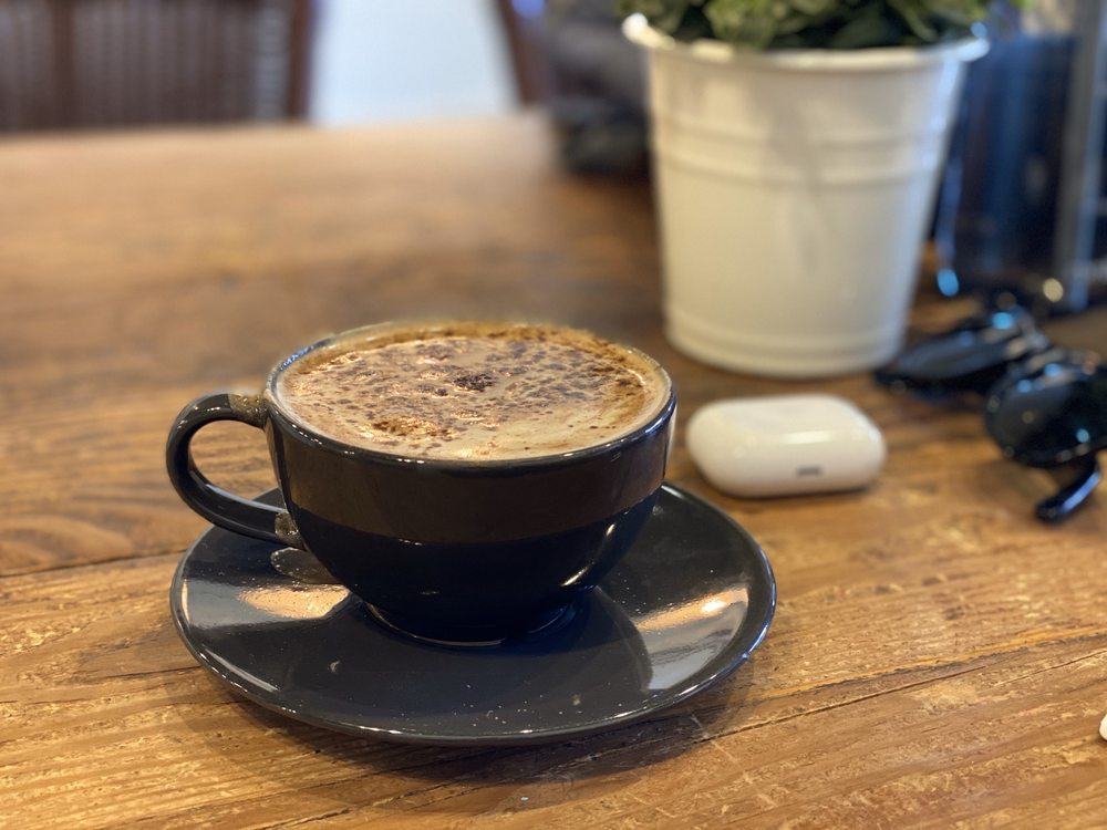 Cafe Aficionado