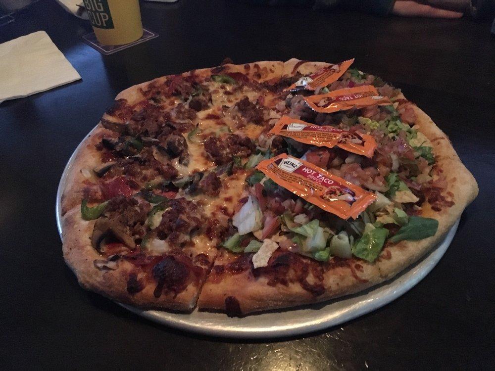 Food from Mulligan's Brick Oven Pub & Grill
