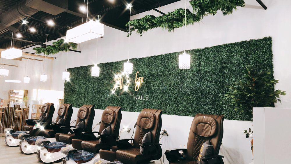 Let's Go Nails Salon: 9 Clarkson Rd, Ellisville, MO