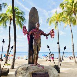 Photo Of Waikiki Beach Honolulu Hi United States
