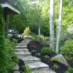 Photo Of Custom Landscaping And Design Inc Greenviile Sc United States