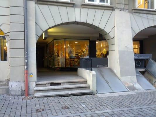 Kuche Raum Kitchen Bath Kramgasse 6 Bern Switzerland