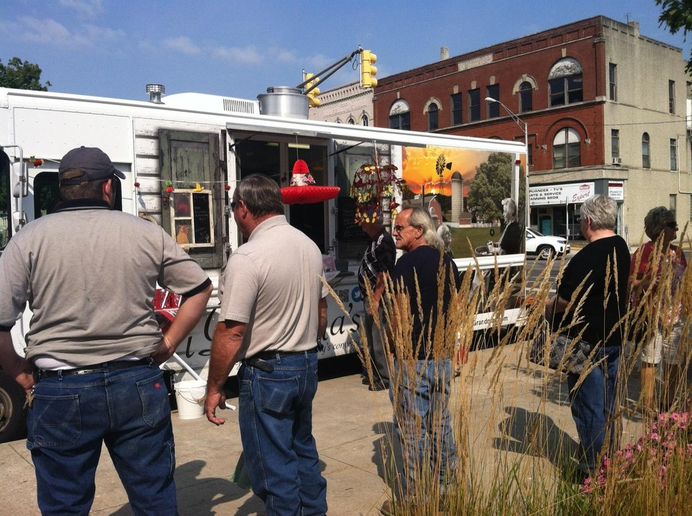 iGrandma's Food Truck: Saint Joe, IN