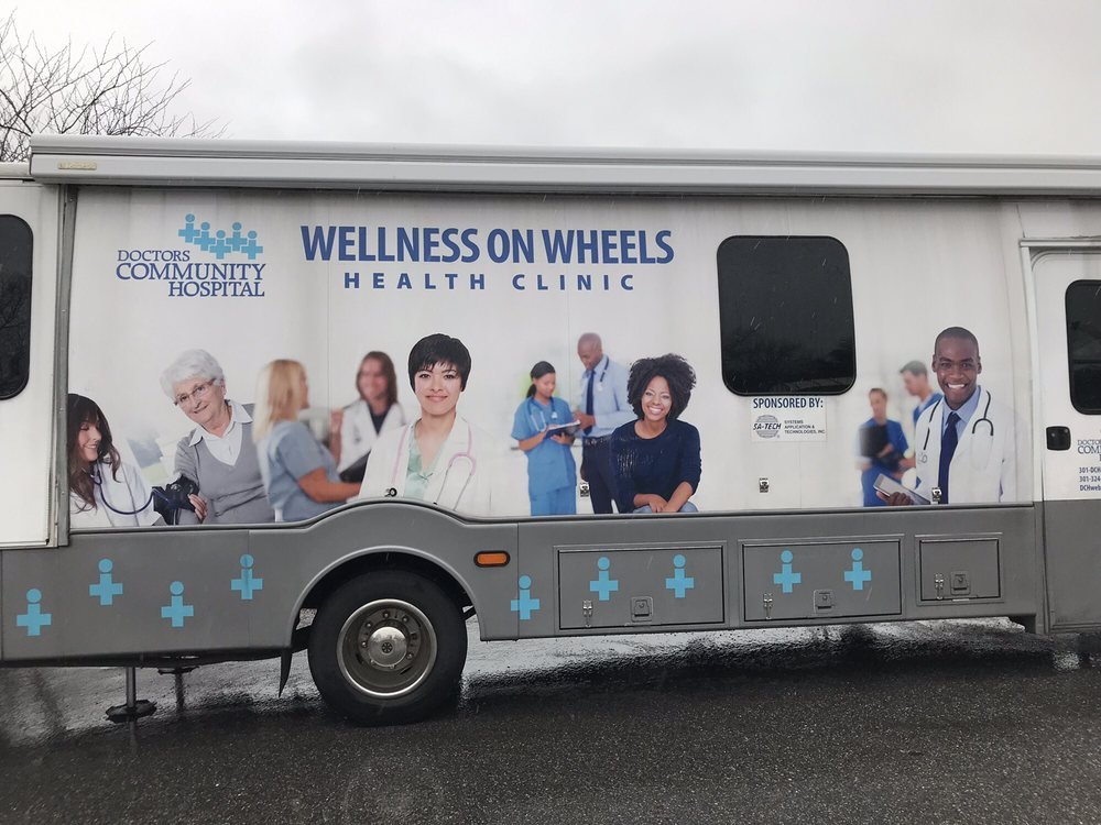 Doctor's Hospital (mobile wellness unit) - Yelp