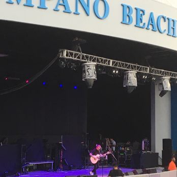 Photo Of Pompano Beach Amphitheatre Fl United States