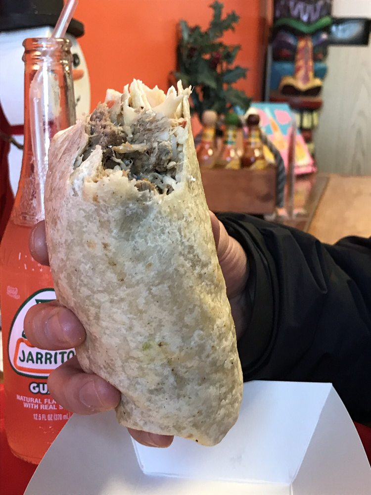 Paco's Tacos Mexi-Cali: 100 East St, Cranston, RI