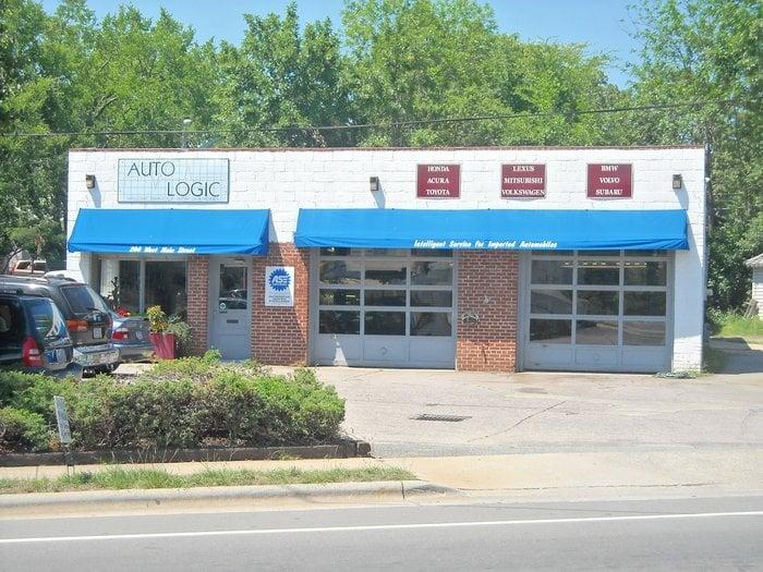 Auto Logic: 200 W Main St, Carrboro, NC