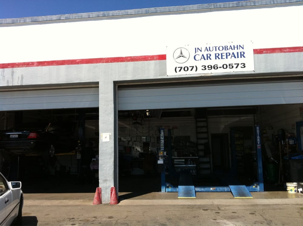Jn Autobahn Car Repair: 1719 Broadway St, Vallejo, CA