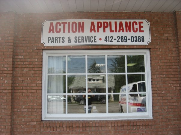 Action Appliance Repair Service Store Front Yelp