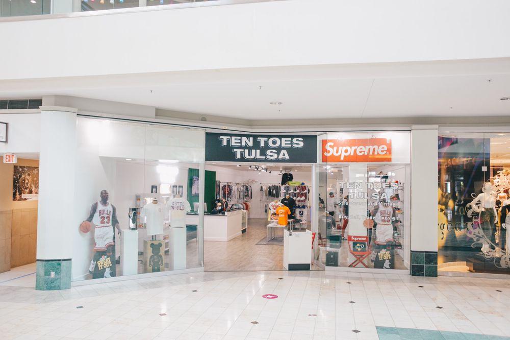 Ten Toes Tulsa: 7021 S Memorial Dr, Tulsa, OK