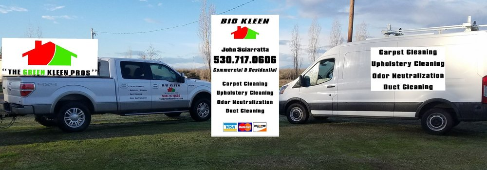 Bio Kleen Carpet and Upholstery Cleaning: Artois, CA