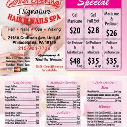J Signature Hair and Nails Spa - 56 Photos - Nail Salons