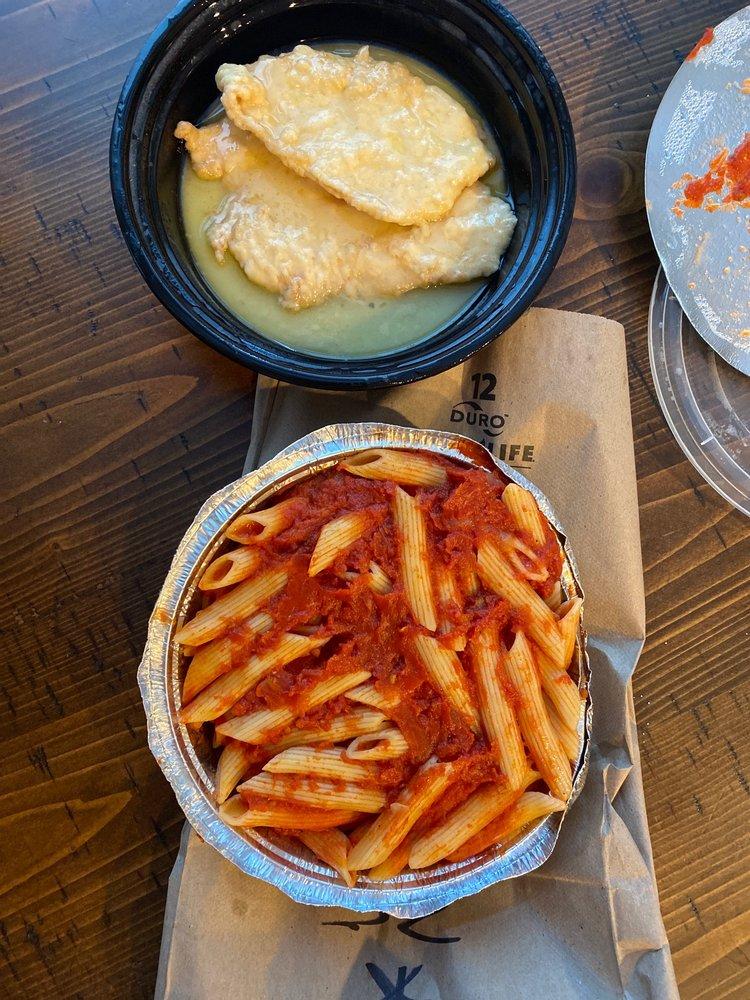 Food from Gisella's Ristorante