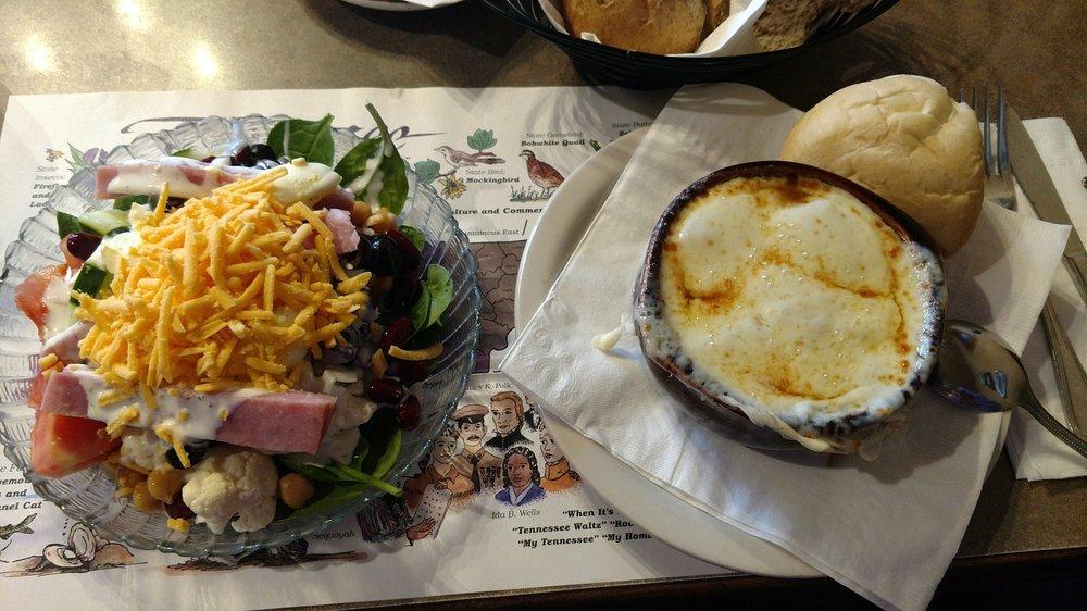 Little Dutch Restaurant: 115 S Cumberland St, Morristown, TN