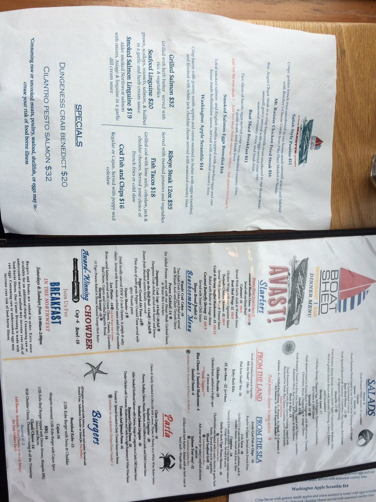 Boat Shed - 193 Photos & 401 Reviews - Seafood - 101 Shore