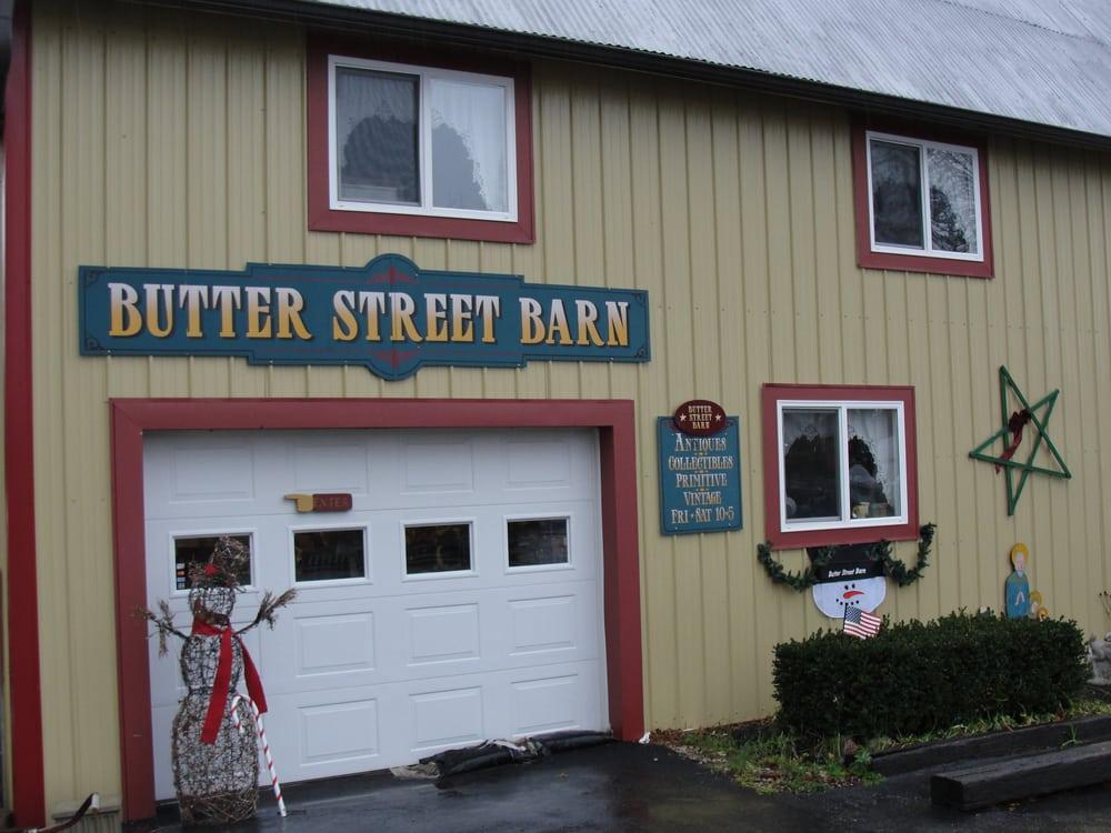 Butter Street Barn: 454 Old Butter St, Germantown, OH