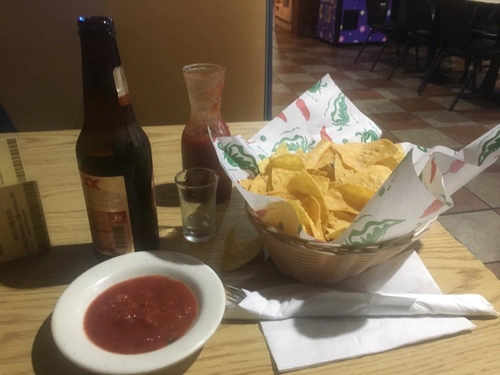 El Charro Mexican Restaurant: 1525 N Wood Dr, Okmulgee, OK
