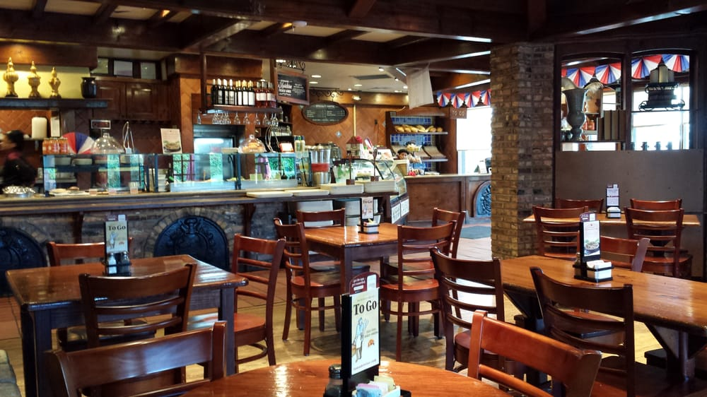 Cafe Madeleine Brunch