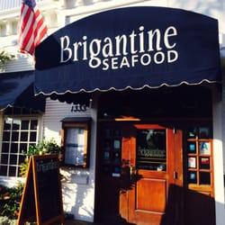 Brigantine Seafood Restaurant Menu