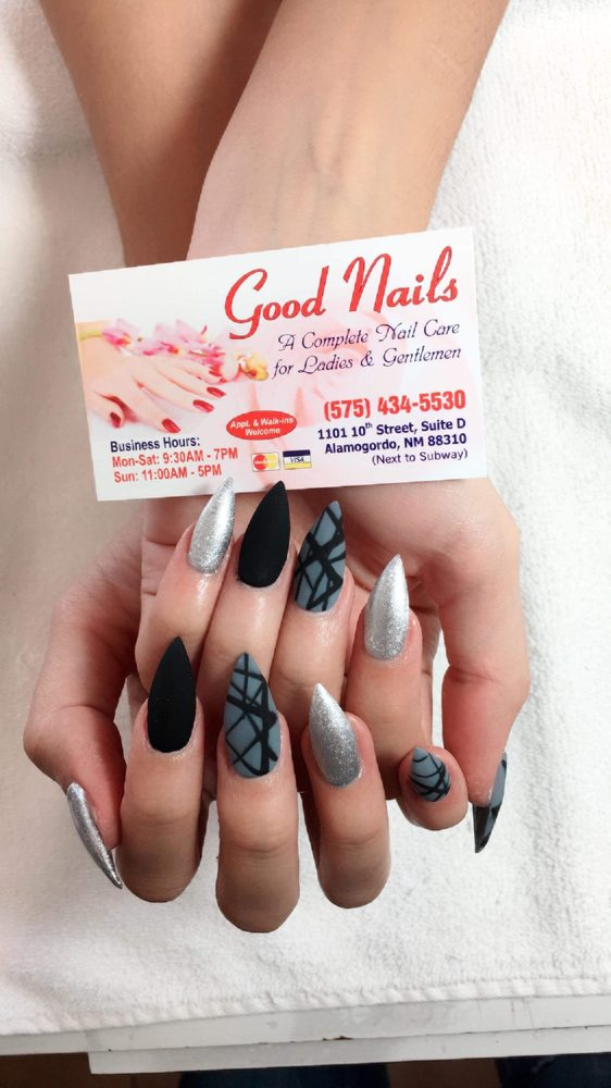 Good Nails: 1101 10th St, Alamogordo, NM