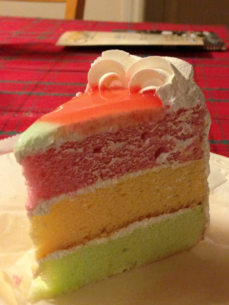 kings hawaiian cake paradise cake guava lime and fruit yelp 5319
