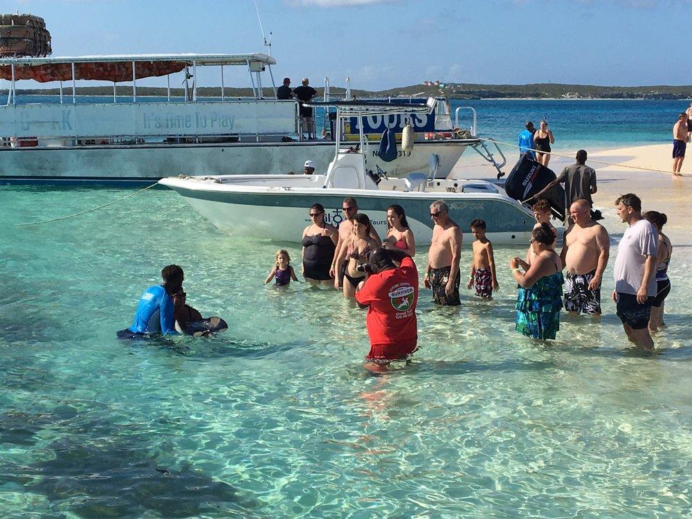 Gibbs Cay Stingrays Yelp