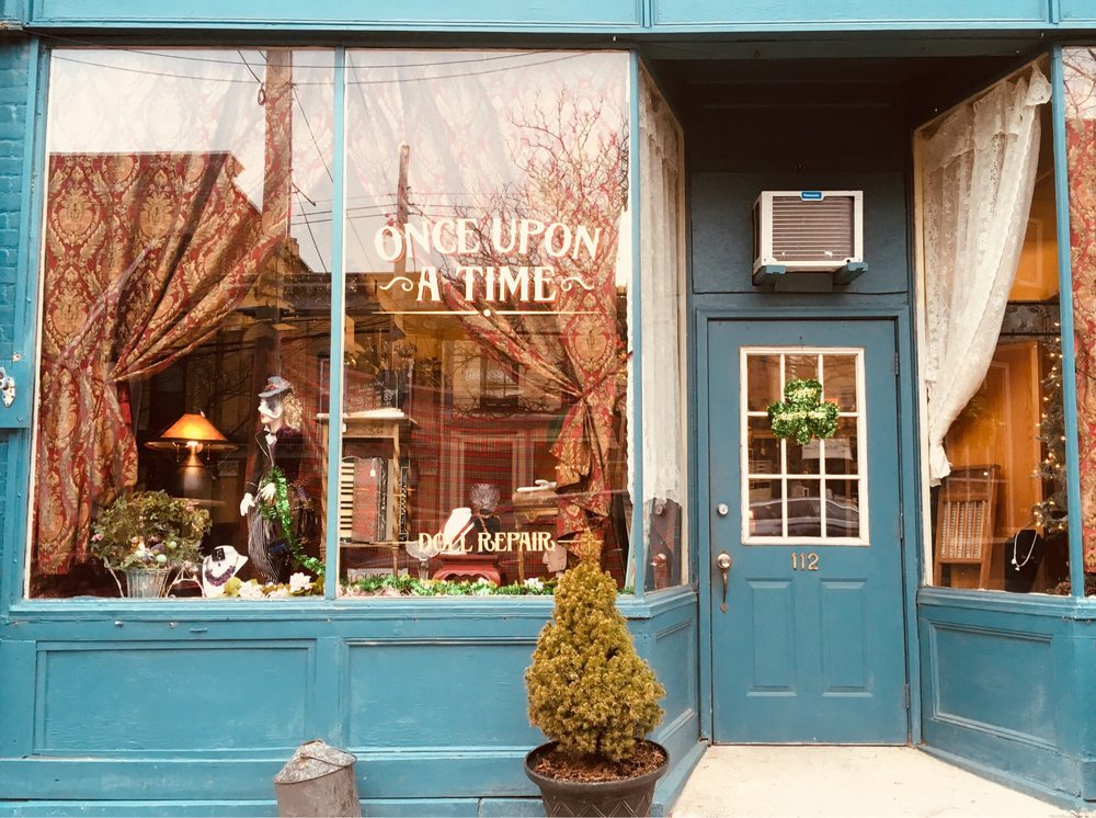 Once Upon A Time Antiques: 112 Main St, Cold Spring, NY