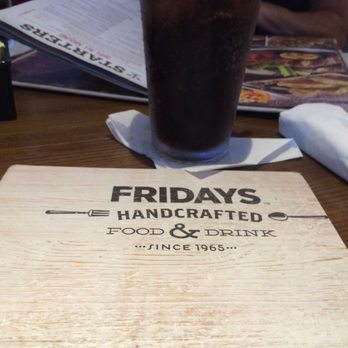 TGI Fridays -   Reviews - American Traditional
