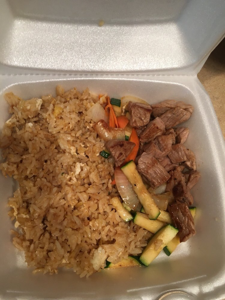 Japanese Kitchen: 1965 S Business Hwy 65, Hollister, MO