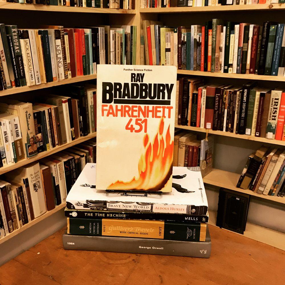 No. 9 Books and Records: 301 N Trenton St, Ruston, LA