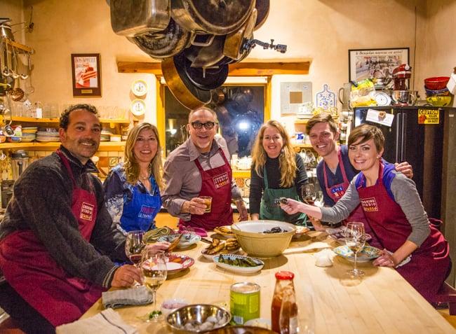 Cooking Studio Taos: Arroyo Seco, NM