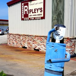 Ripley S Total Car Care Houston Tx