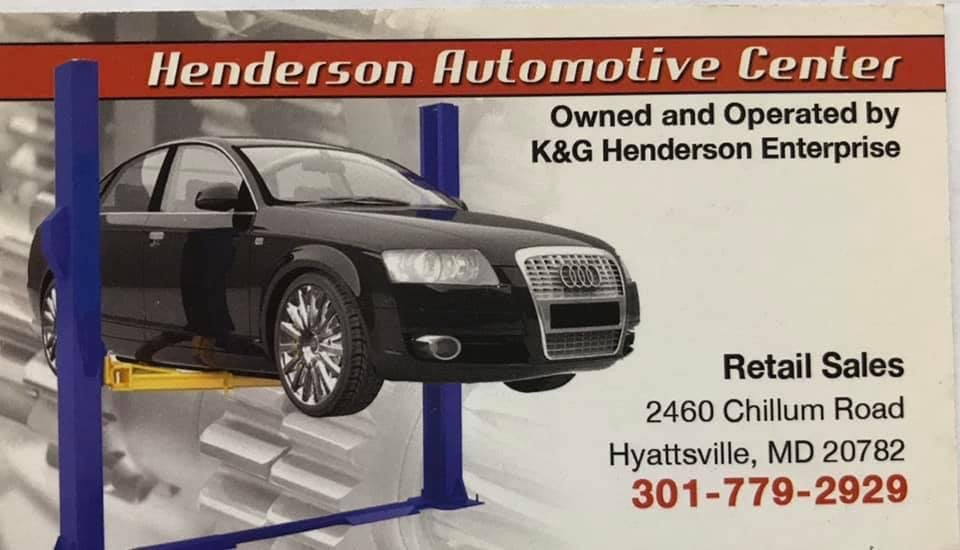 Henderson Automotive