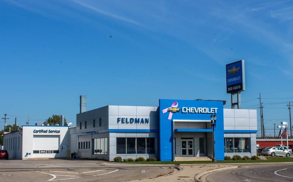 Feldman Chevrolet of Lansing - Car Dealers - 2801 E ...