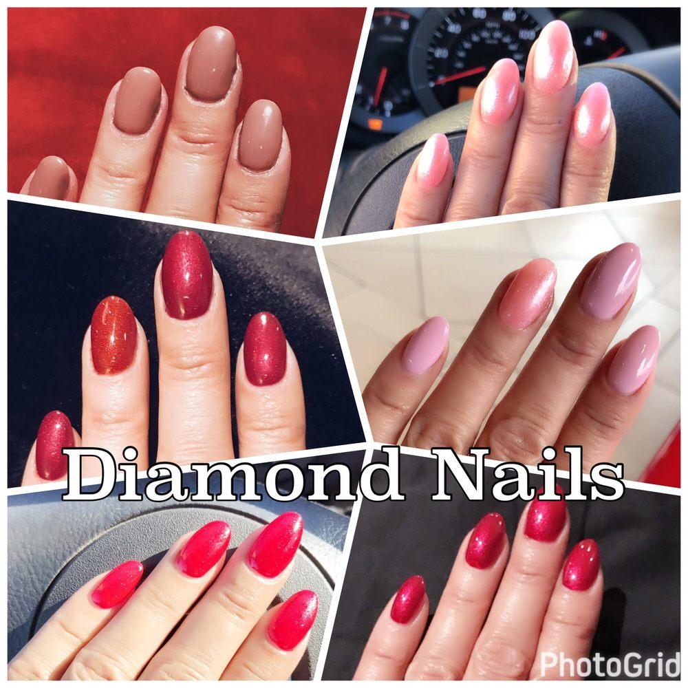 Diamond Nails - 109 Photos & 70 Reviews - Nail Salons - 1611 Durfee ...