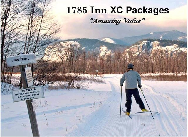 The 1785 Inn: 3582 White Mountain Hwy, North Conway, NH