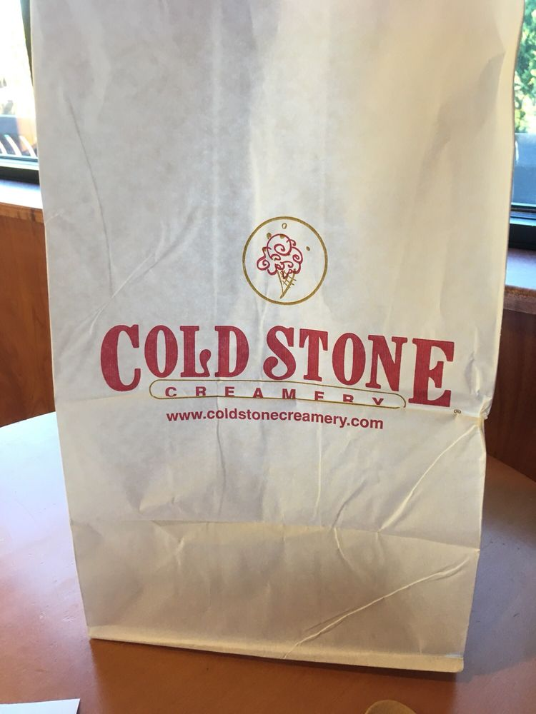 Cold Stone Creamery: 1310 S Duff Ave, Ames, IA