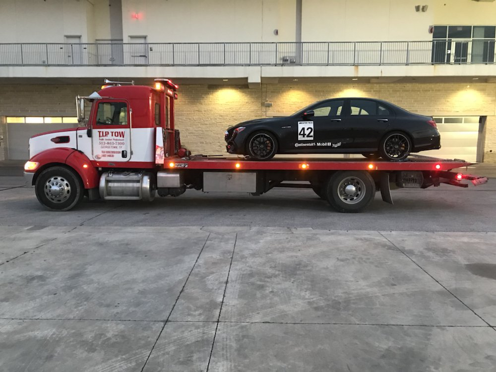 do you tip your aaa tow truck driver