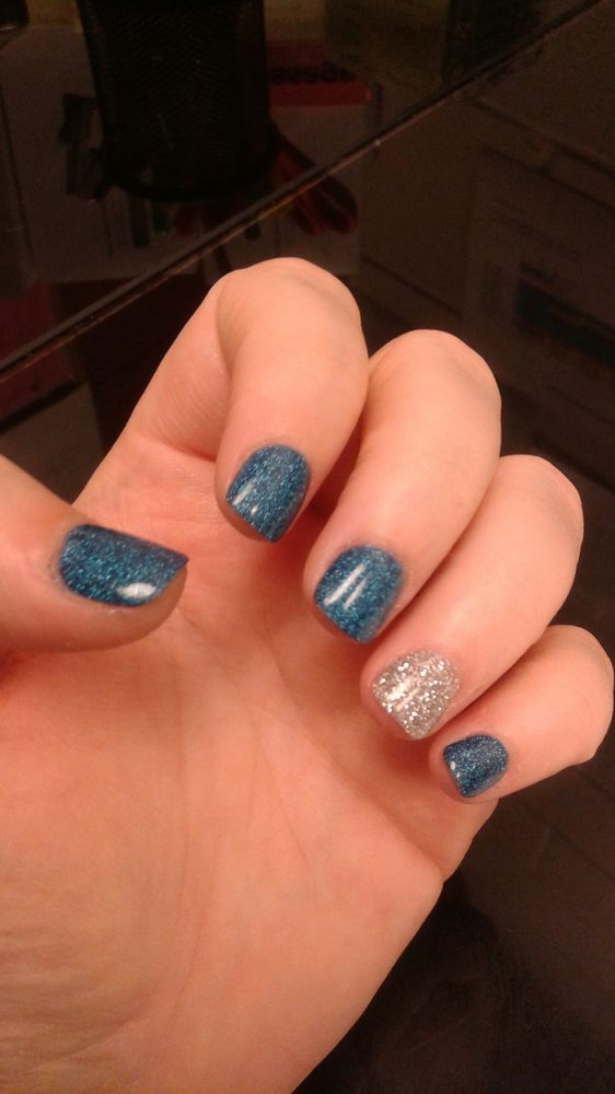 Tried the \'Diamond Nails\' manicure....love it! - Yelp