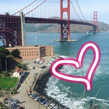 To Walk Across The Golden Gate Bridge You