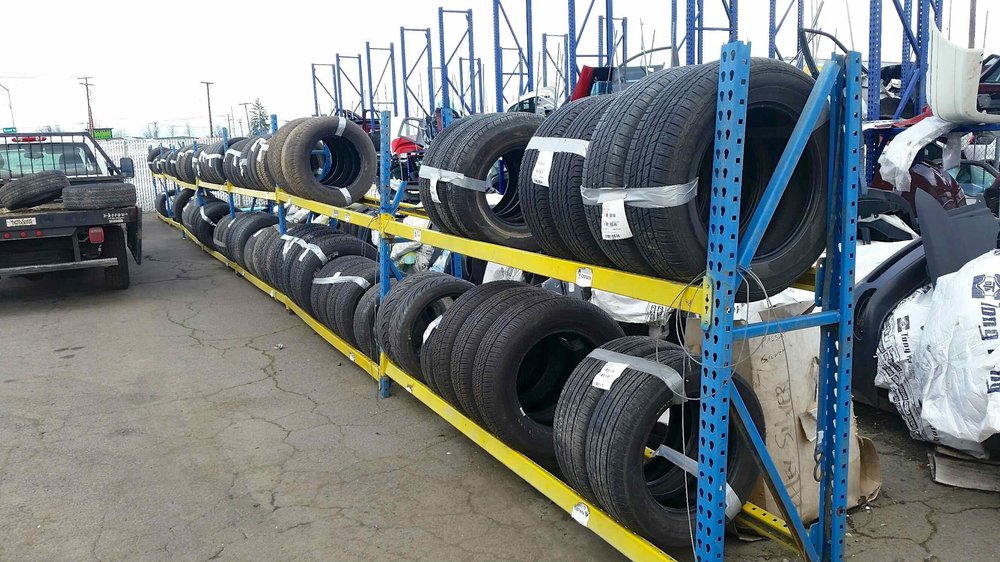 There Are Racks Of Deals On Tires Waiting For You At B R Auto