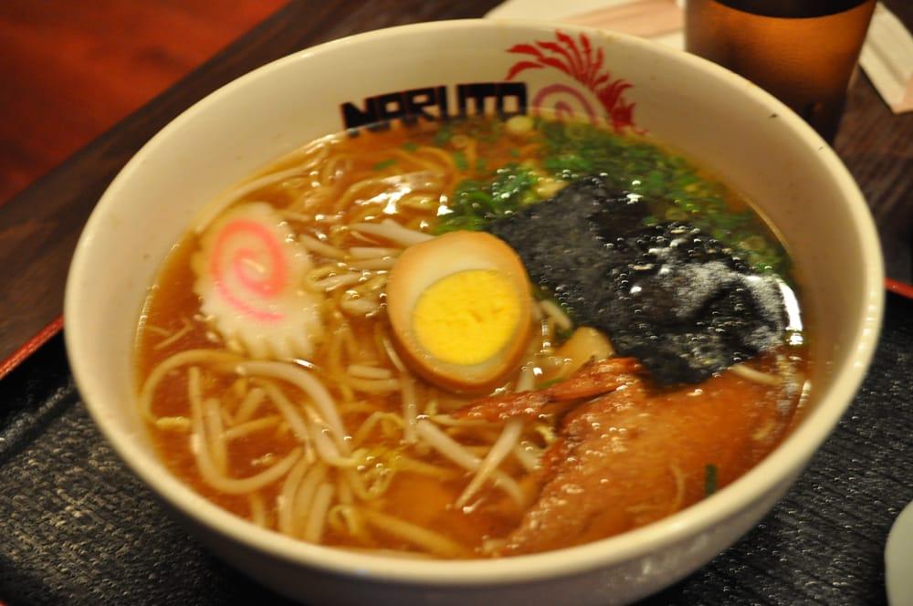 Naruto Ramen Soup