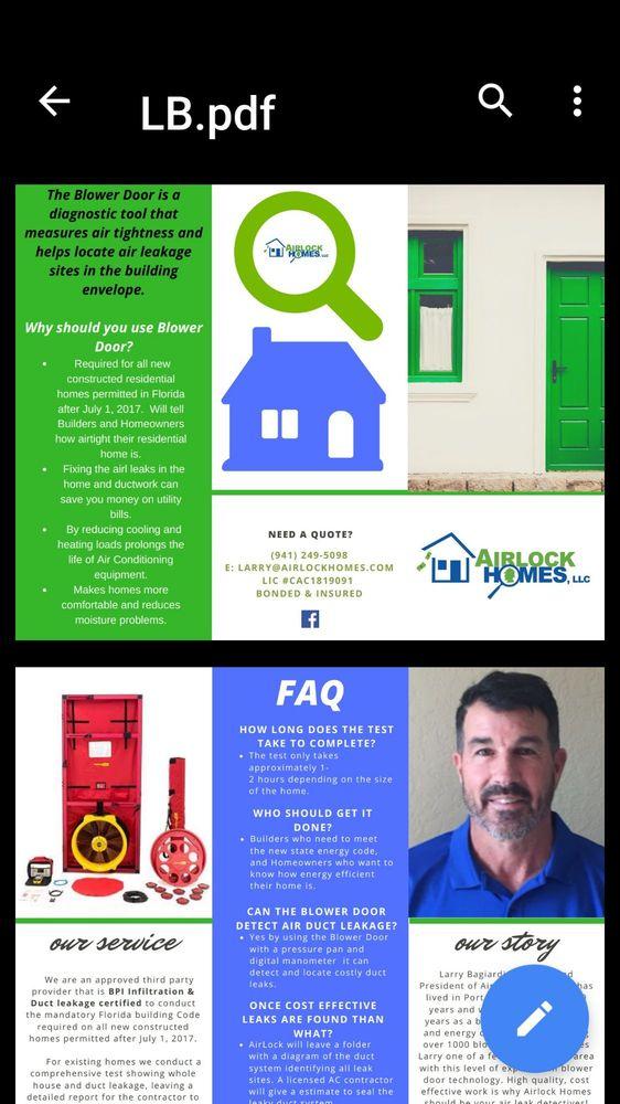 Airlock Homes: 371 Hallcrest Terrace, Port Charlotte, FL
