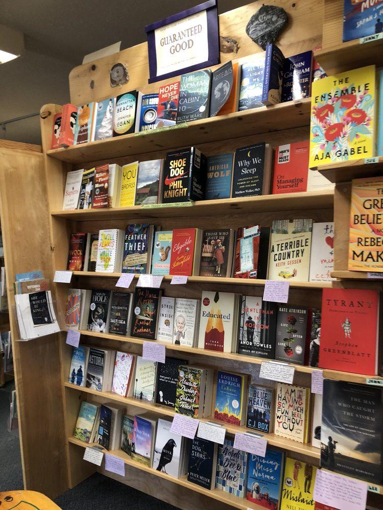 The Homer Bookstore: 332 E Pioneer Ave, Homer, AK