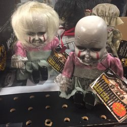 photo of spirit halloween fremont ca united states creepy dolls