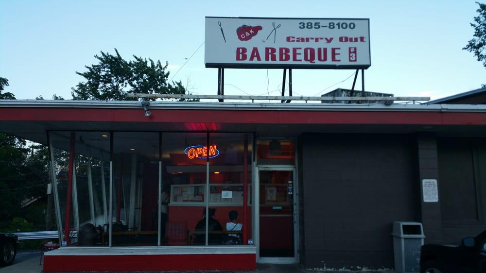 C & K Barbecue: 4390 Jennings Station Rd, Saint Louis, MO