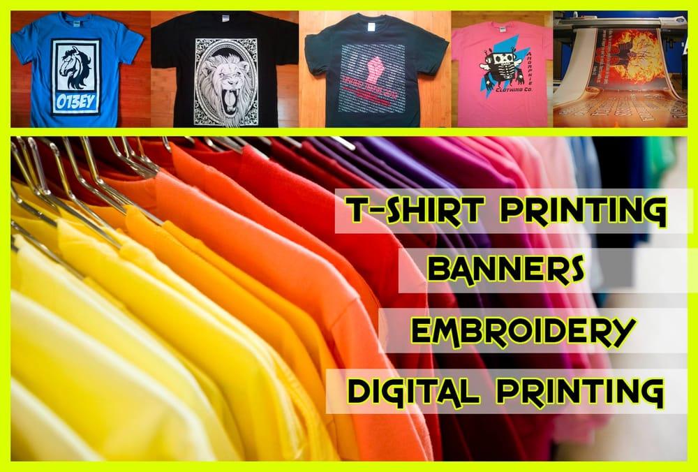 610 print shop screen printing t shirt printing 401 for T shirt printing in houston tx