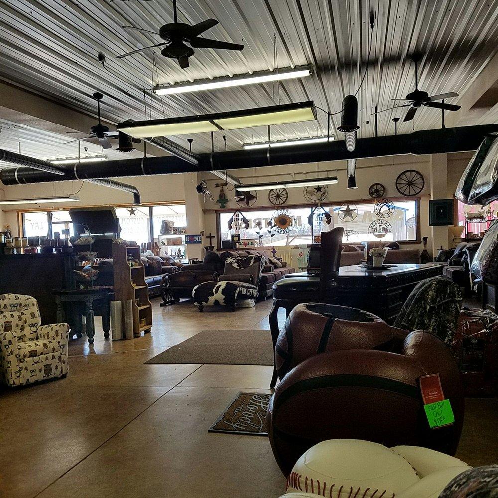 Boom Town Furniture: 3209 E Highway 199, Springtown, TX