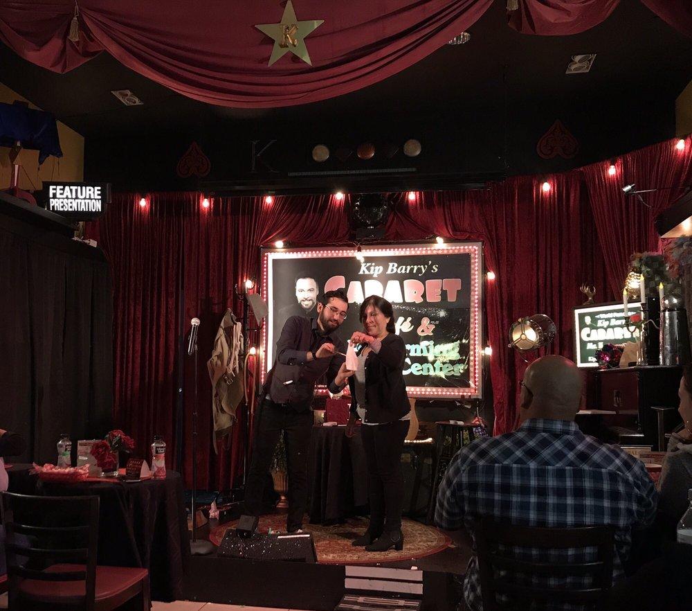 Kip Barry's Cabaret: 321 W Katella Ave, Anaheim, CA